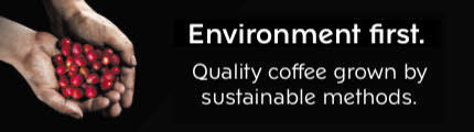 Environment first - Nespresso Professional