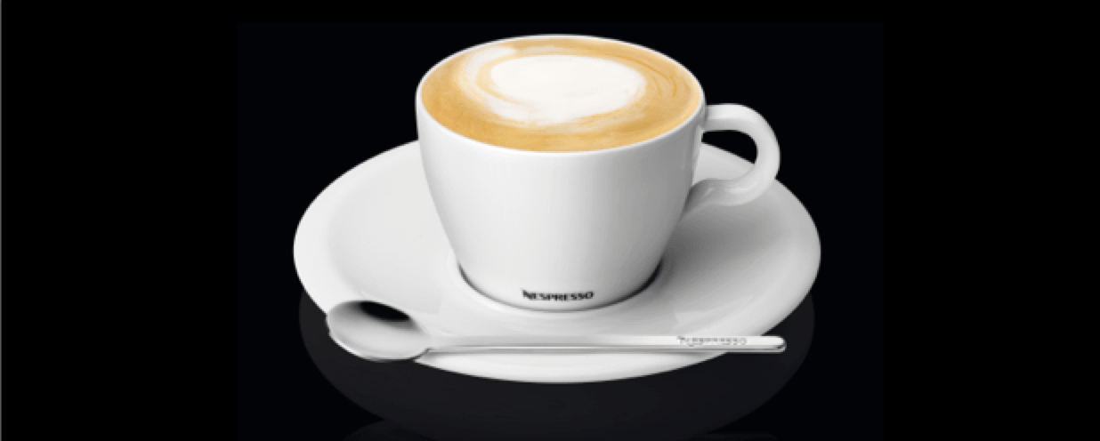 Porcelain-cappuccino-cup-Nespresso-Professional