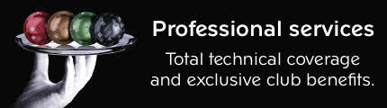 Professional Services - Nespresso Professional