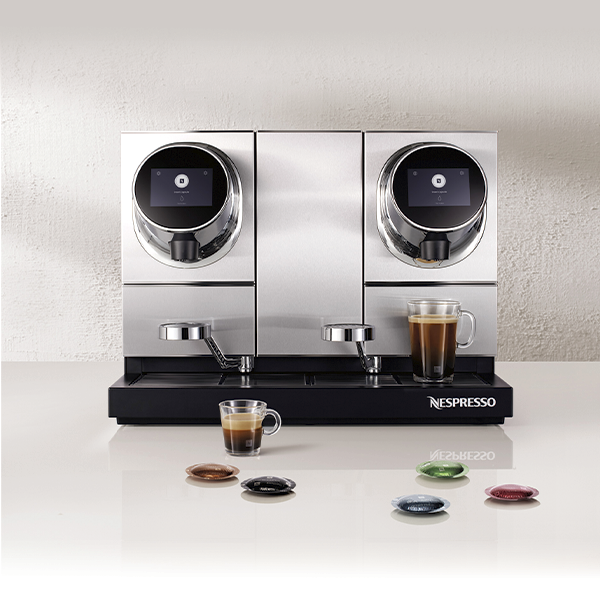 The best coffee machine for your office Nespresso Momento
